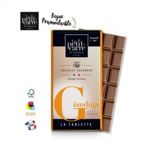 Tablette 90gr Gianduja
